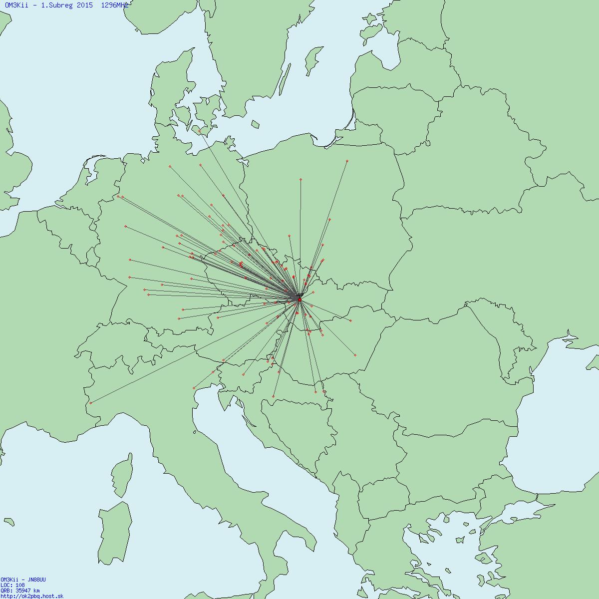 mapa 23cm