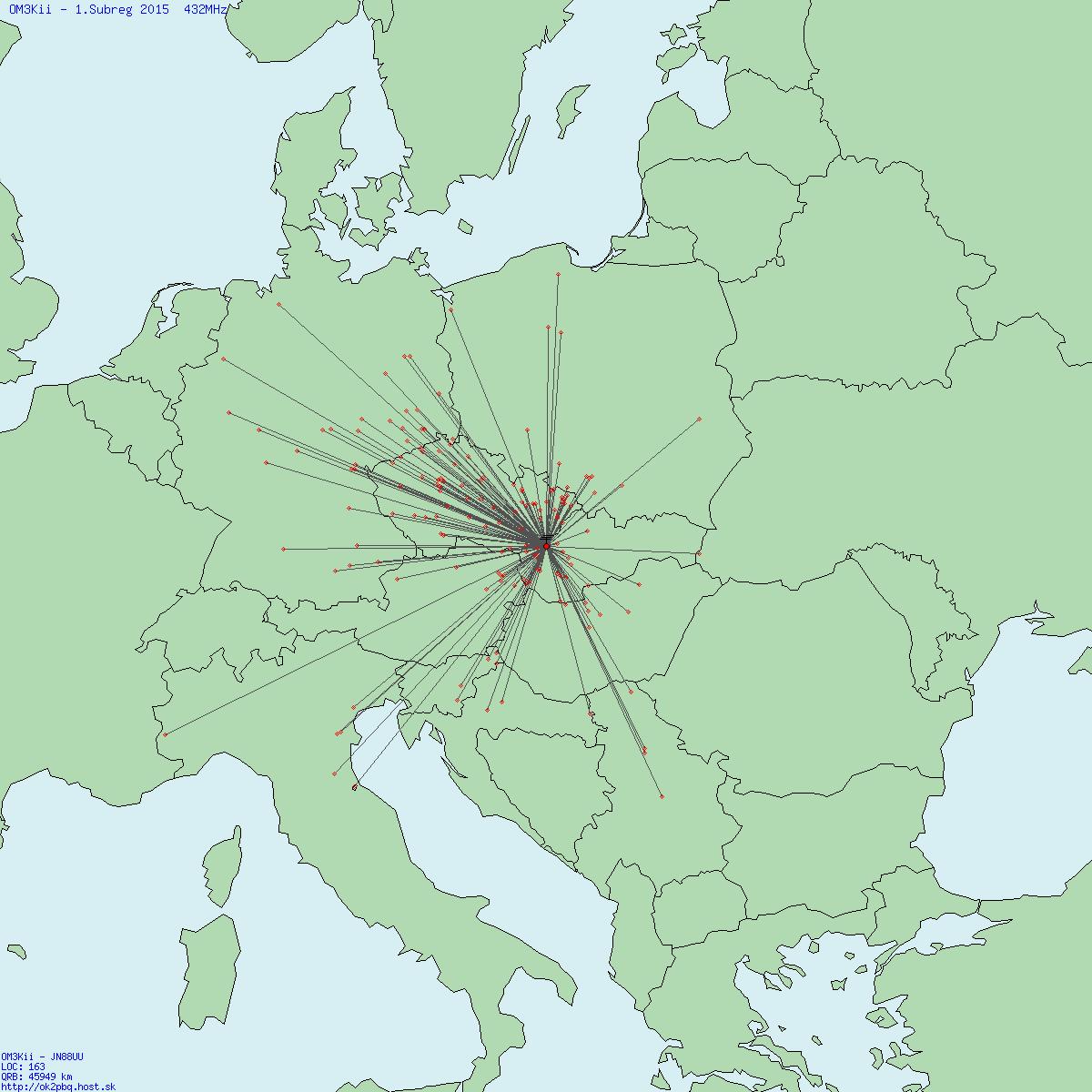 mapa 70cm